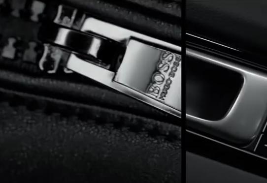 HUGO BOSS and Porsche design cooperation