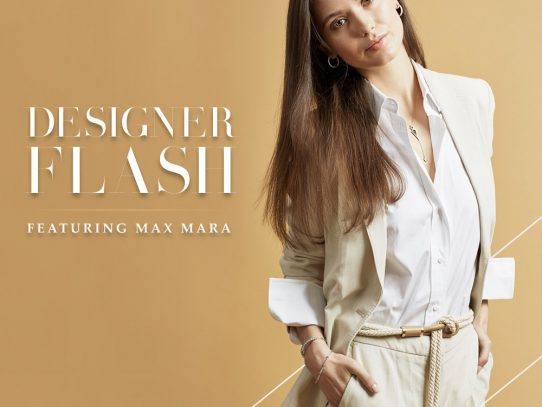 Gabriel & Co + Max Mara cooperation