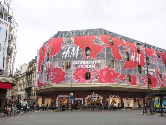 H&M Launches Loyalty Shopping Program