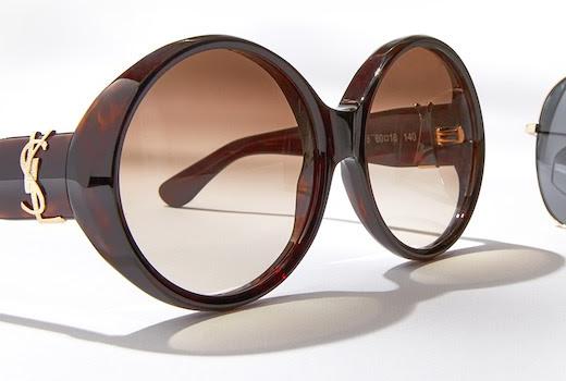 Designer Sun ft. Saint Laurent 70% off!