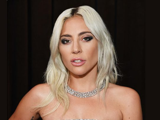 Lady Gaga Shines In Over 100 Carats Of Radiant Tiffany & Co. Diamonds At The 61st Grammy Awards