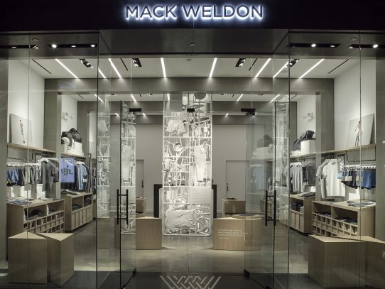 Mack Weldon Opens First-Ever Store at The Shops at Hudson Yards