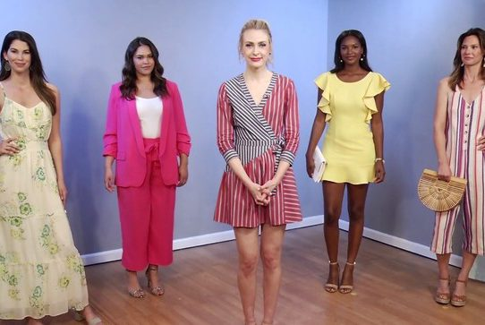 Celebrity Lifestyle Journalist Emily Foley Previews Must-Have Spring Trends on Tips on TV Blog