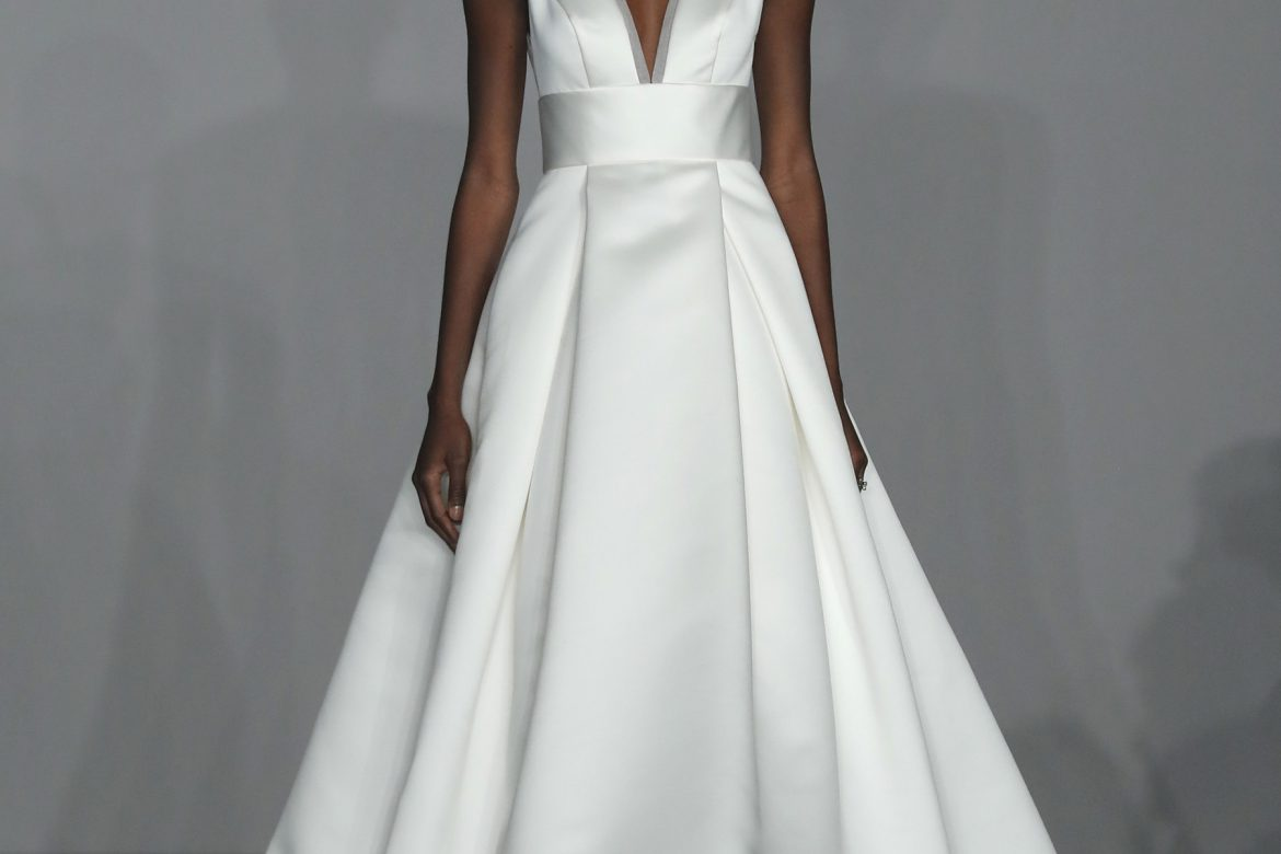 Amsale New York Unveils Digital Transformation At Bridal Fashion Week Show Hosted By Infor