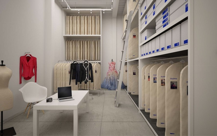 UOVO Fine Art Storage Launches Fashion Storage Division