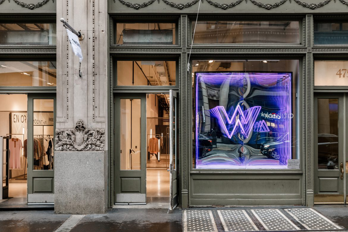 W Concept Lands in New York With First Pop up: URL to IRL