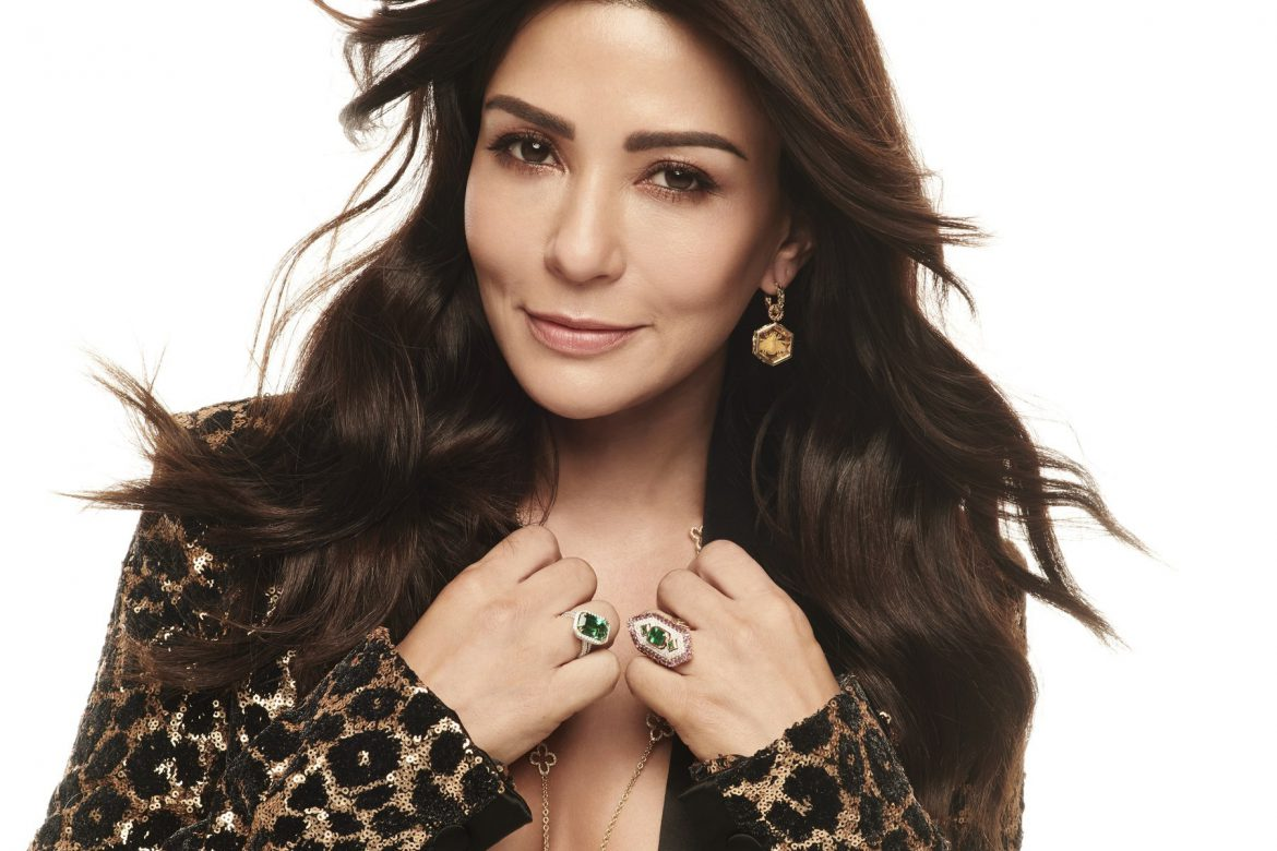 Marisol Nichols Is Serious When It Comes to Jewelry Selection